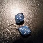 orecchini di carta (gioielli diffeenti)